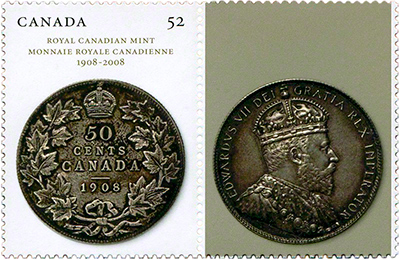 Canadian Commemorative Stamp