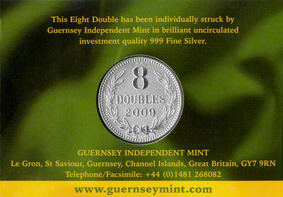 2009 guernsey 8 doubles REV