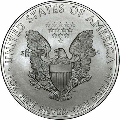 One Ounce Silver Eagle