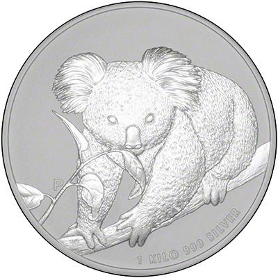 2010 Australian Silver Koalas