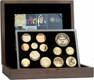 2010 Executive Proof Set in Presentation Box