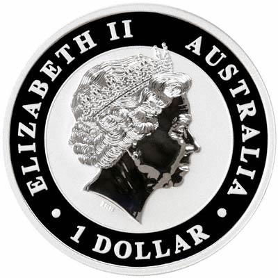 2011 Australian Silver Kookaburra Coins