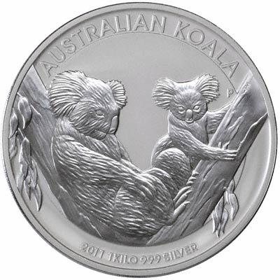 2011 Australian Silver Koalas
