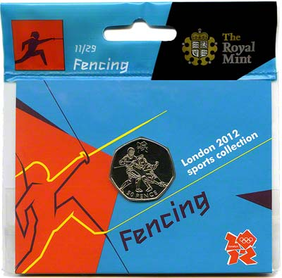 2012 Sports Collection - Fencing