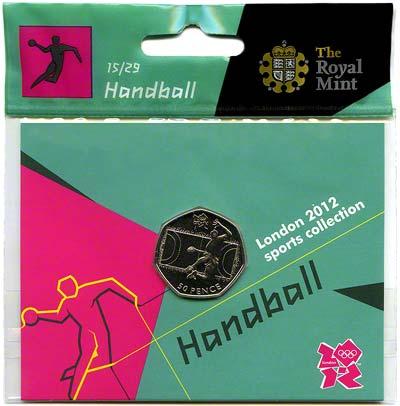 2012 Sports Collection - Handball