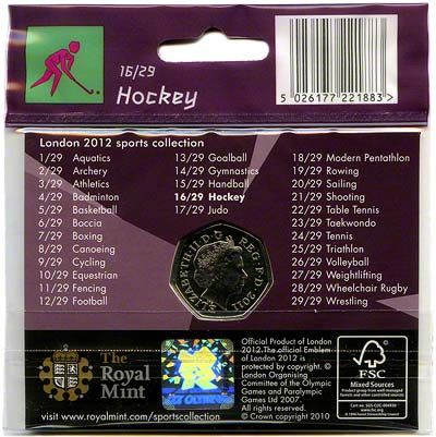 2012 Sports Collection - Hockey