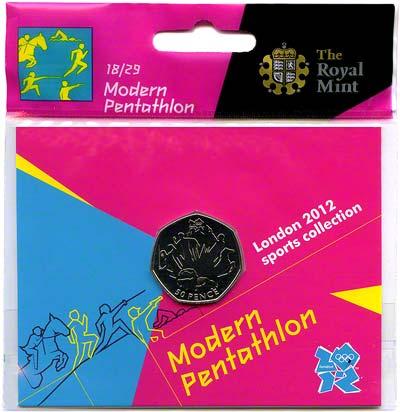 2012 Sports Collection - Modern Pentathlon