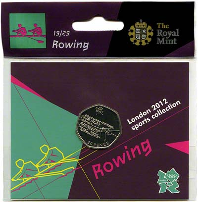 2012 Sports Collection - Rowing