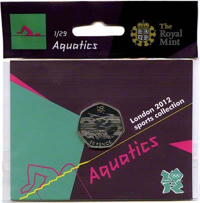 2012 Sports Collection - Aquatics