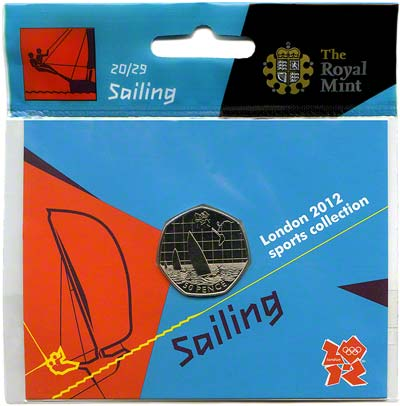 2012 Sports Collection - Sailing