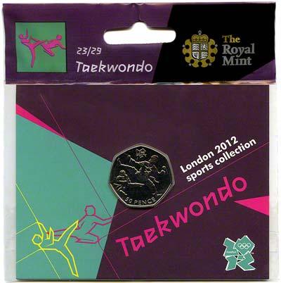 2012 Sports Collection - Taekwondo