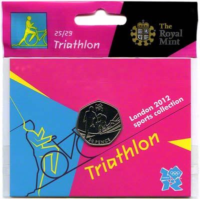 2012 Sports Collection - Triathlon