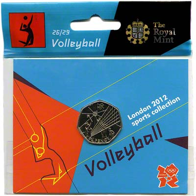 2012 Sports Collection - Volleyball