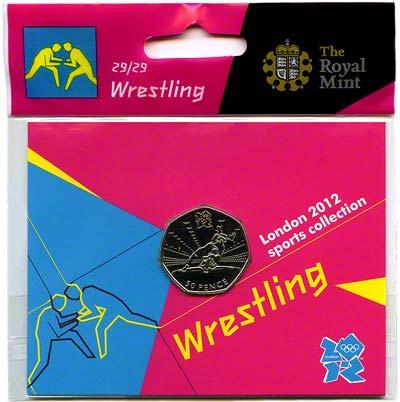 2012 Sports Collection - Wrestling