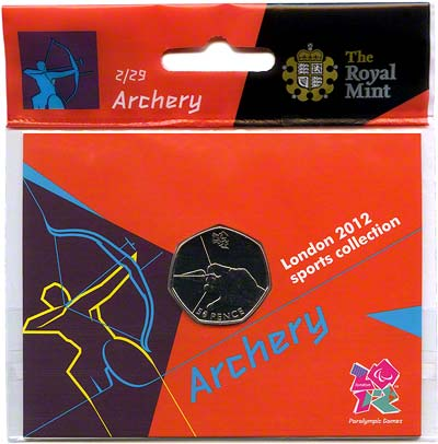 2012 Sports Collection - Archery