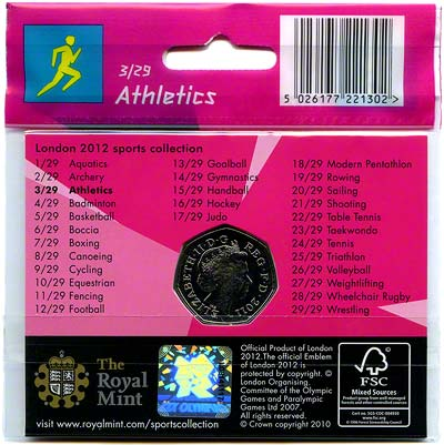 2012 Sports Collection - Athletics