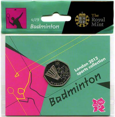 2012 Sports Collection - Badminton