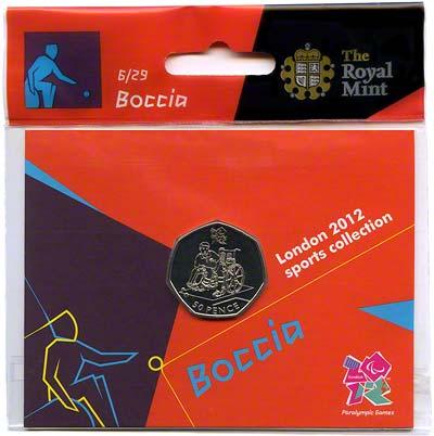 2012 Sports Collection - Boccia