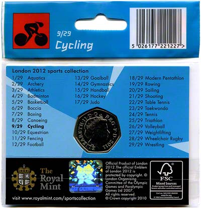 2012 Sports Collection - Cycling