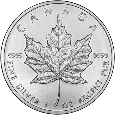 Canadian Silver One Ounce Maple