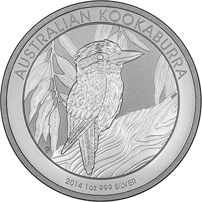 2014 Australian Silver Kookaburra Coins