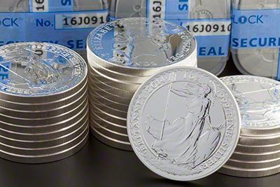 2014 Silver Britannias