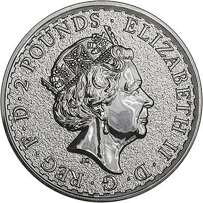 2017 Britannia Silver Bullion Coins