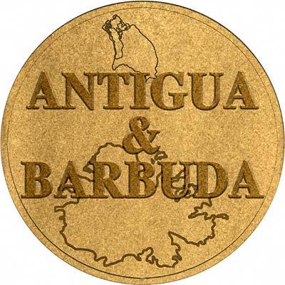 Antiguan Amp Barbudan Coins