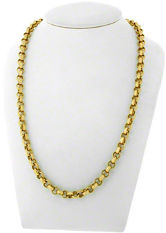 9ct Belcher Chain