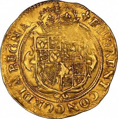 Charles I Unite Reverse