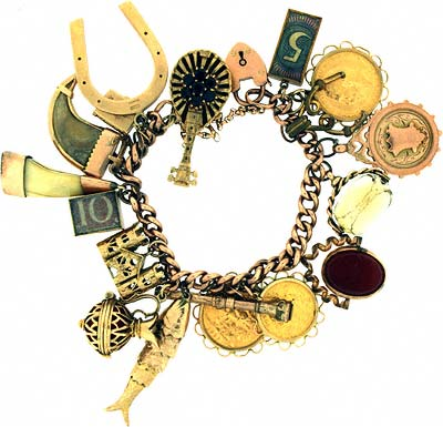 Previously Owned Charm Bracelet