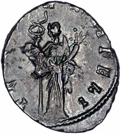 Reverse of Claudius II Antoninanus
