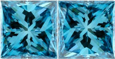 Fancy Blue Coloured Diamond