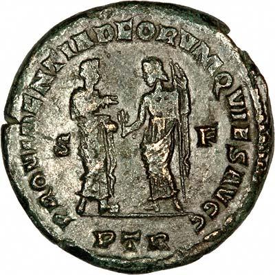 Reverse of Philip I Maximian