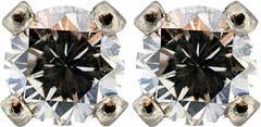 0.32ct Diamond Ear-Rings