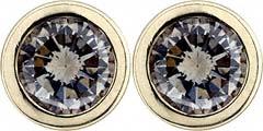 0.71ct Diamond Ear-Rings