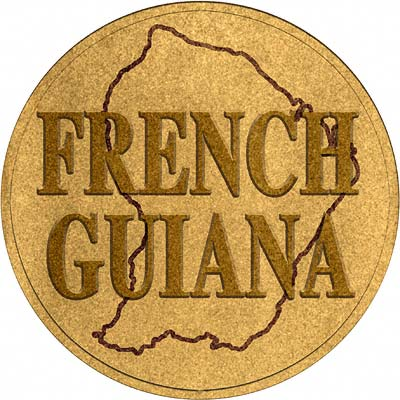 We Want To Buy French Guiana Coins