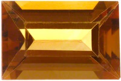 6x4 Baguette Citrine