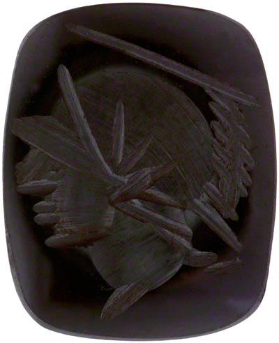 12x10mm Cushion Shape Haematite