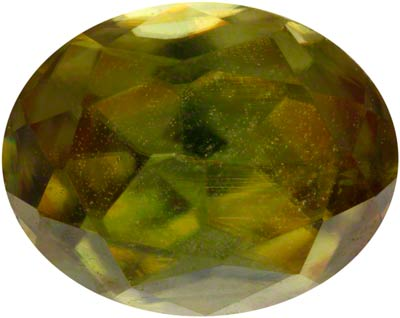 Oval Sphene