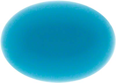 7x5 Oval Turquoise