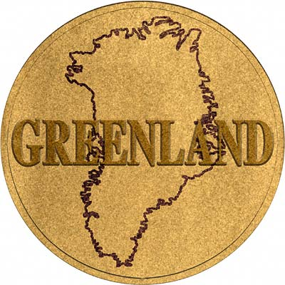 We Want To Buy Greenland Coins