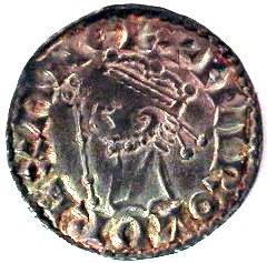 Harold II on a Silver Penny