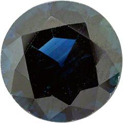 Round Sapphire 2.78 Carats