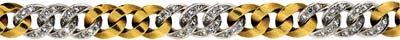 Second Hand Diamond Set Curb Necklace