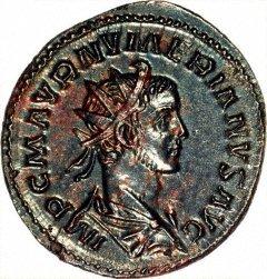 Portrait of Numerian on an Antoninianus