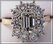 Diamond Rings by Chard Diamond Ring Designers