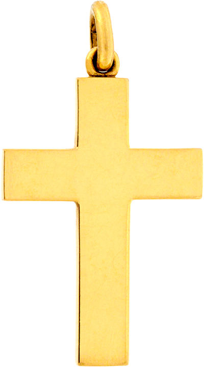 Gold Chains With Cross For Men