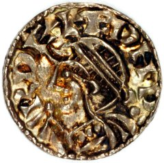 Edward the Confessor on a Silver Penny