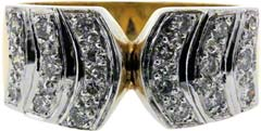 Gent's Fancy Diamond Ring